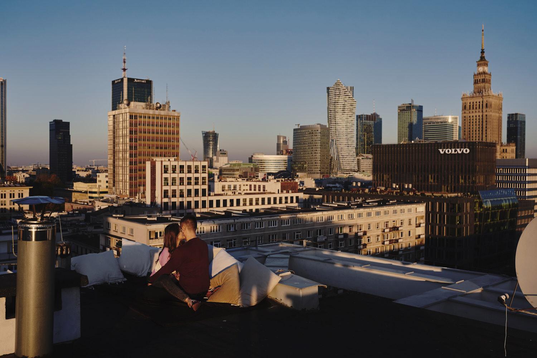 Sesja na Dachu